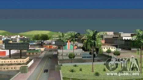 Brillante timecyc para GTA San Andreas segunda pantalla