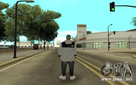 Varios Los Aztecas 2 para GTA San Andreas tercera pantalla
