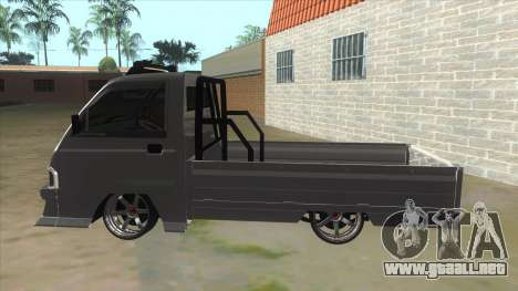Suzuki Carry Futura Slalom 1.5 V2 para GTA San Andreas left