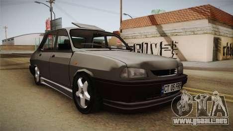 Dacia 1310 Berlina Tunata para la visión correcta GTA San Andreas