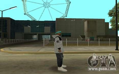 Varios Los Aztecas 2 para GTA San Andreas segunda pantalla