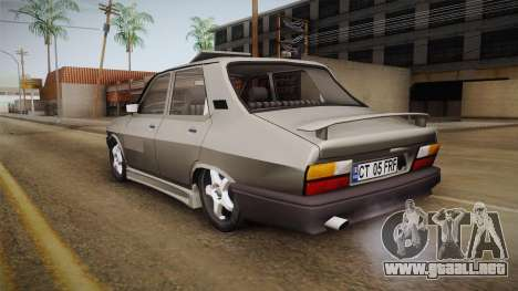 Dacia 1310 Berlina Tunata para GTA San Andreas left
