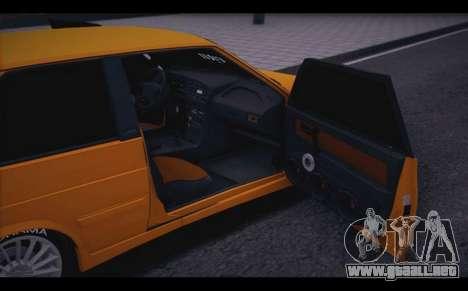 VAZ 2113 Style para la visión correcta GTA San Andreas