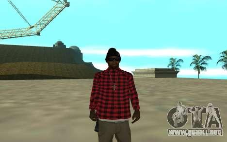 The Ballas para GTA San Andreas