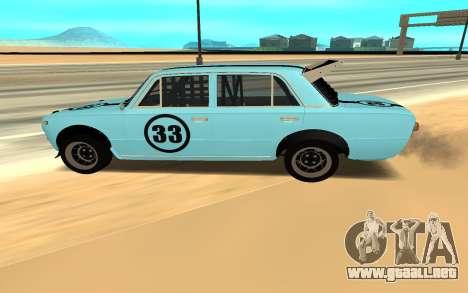 VAZ 2101 Autosport para GTA San Andreas left