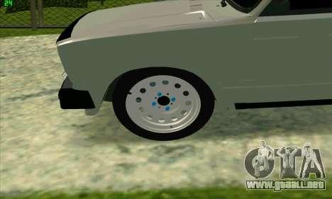 VAZ 2104 Krasnoyarsk BPAN para GTA San Andreas