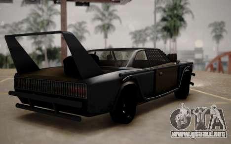 Mad Tampa para GTA San Andreas vista posterior izquierda