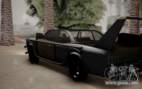 Mad Tampa para la visión correcta GTA San Andreas