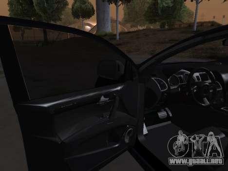 Audi Q7 Armenian para la vista superior GTA San Andreas