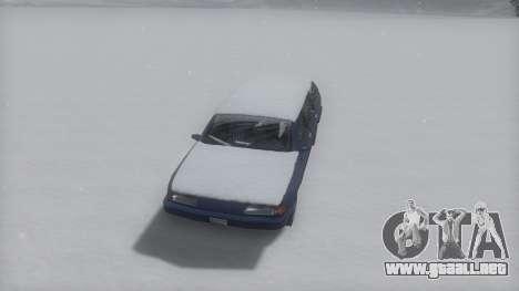 Solair Winter IVF para la visión correcta GTA San Andreas