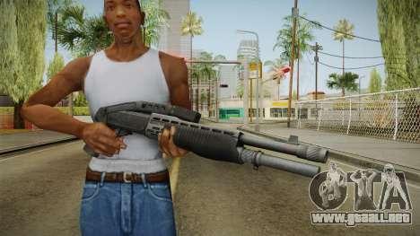 Franchi SPAS-12 para GTA San Andreas tercera pantalla