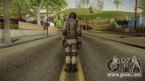 Resident Evil ORC - USS v4 para GTA San Andreas tercera pantalla