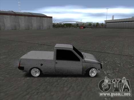 VAZ 1111 Drift para la visión correcta GTA San Andreas