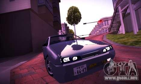 Elegy By DriftRealityTeam para GTA San Andreas