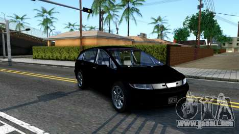 2010 Dinka Perennial Unmarked para GTA San Andreas left