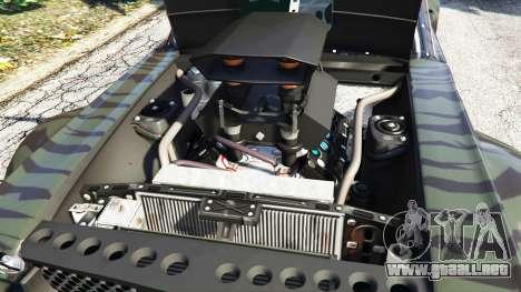 Ford Mustang 1965 Hoonicorn drift [add-on] para GTA 5