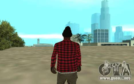 The Ballas para GTA San Andreas tercera pantalla