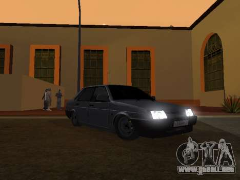 VAZ 21099 BPAN para GTA San Andreas