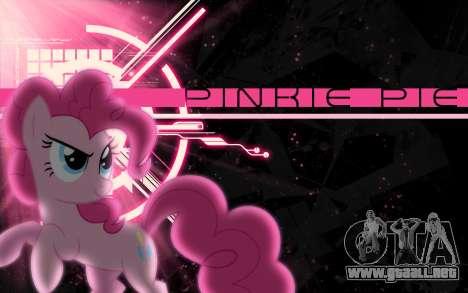 Pantallas de carga de My Little Pony para GTA San Andreas quinta pantalla
