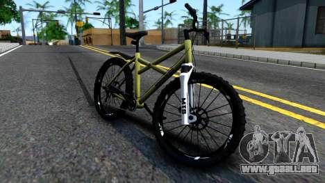 MTB Enhance para GTA San Andreas left
