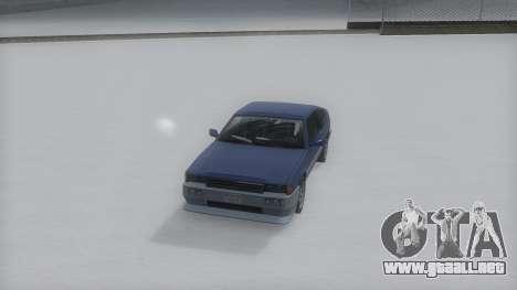 Blista Compact Winter IVF para la visión correcta GTA San Andreas