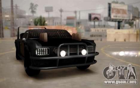 Mad Tampa para visión interna GTA San Andreas