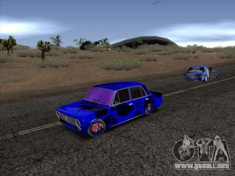 VAZ 2101 BC para GTA San Andreas left