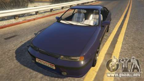 Opel Calibra GT v2 para GTA 5