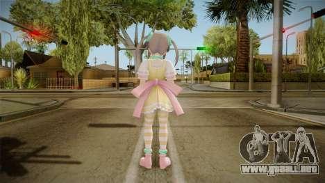 Senran Kagura: Shinovi Versus - Minori para GTA San Andreas tercera pantalla