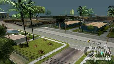 Brillante timecyc para GTA San Andreas quinta pantalla