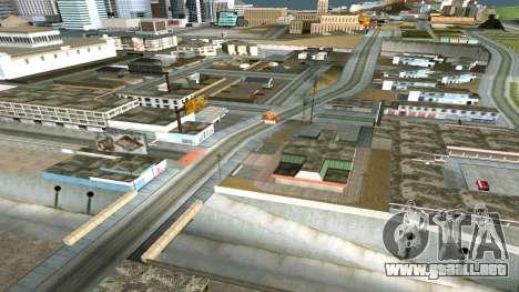 Brillante timecyc para GTA San Andreas