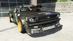 Ford Mustang 1965 Hoonicorn v1.1 [replace] para GTA 5