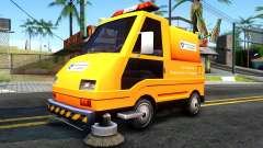 Brute Sweeper SA DOT 1992 para GTA San Andreas