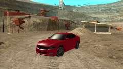 Dodge Charger R/T 2015 para GTA San Andreas