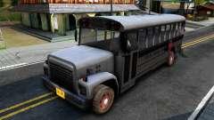 Prison Bus Driver Parallel Lines para GTA San Andreas