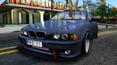 BMW e39 530d para GTA San Andreas