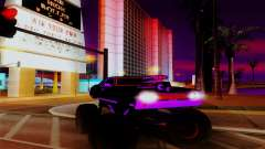 Cyber Sabre XL para GTA San Andreas