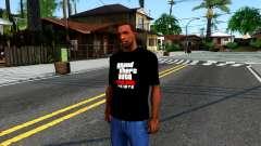 GTA Online T-Shirt para GTA San Andreas