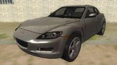 NFS PRO STREET: Mazda RX-8 Tunable