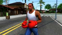 Red Boxing Gloves Team Fortress 2 para GTA San Andreas