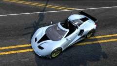 GTA V Vapid FMJ Roadster para GTA San Andreas
