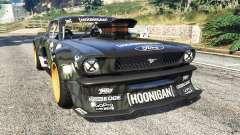 Ford Mustang 1965 Hoonicorn [add-on] para GTA 5