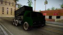 TAM 110 Serbian Military Vehicle para GTA San Andreas