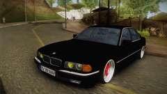 BMW 7 Series E38 Low