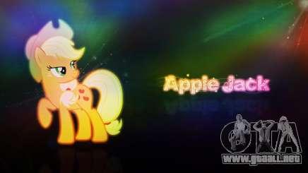 Pantallas de carga de My Little Pony para GTA San Andreas