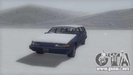 Solair Winter IVF para GTA San Andreas