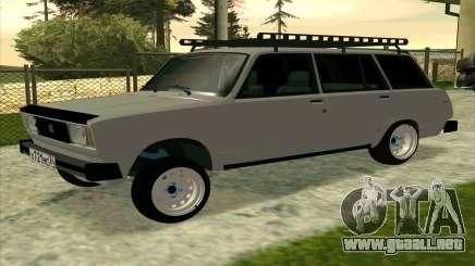VAZ 2104 Krasnoyarsk Azelow estilo para GTA San Andreas