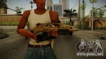 HK G36C v2 para GTA San Andreas