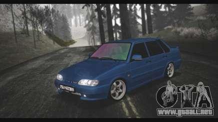 2115 Azul para GTA San Andreas