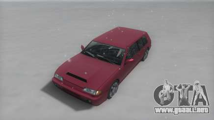 Flash Winter IVF para GTA San Andreas